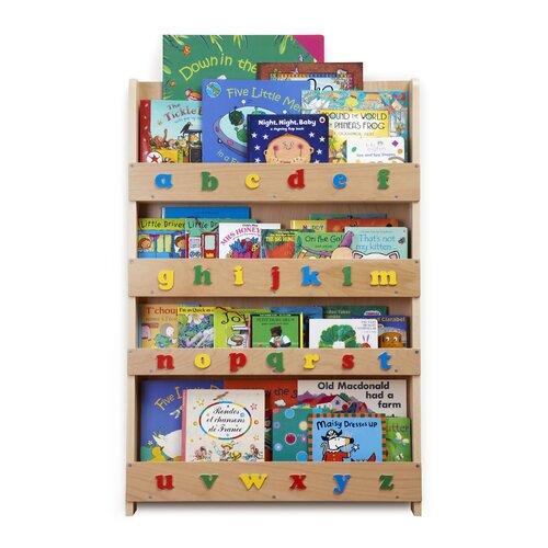 tidy books kid s bookcase reviews wayfair