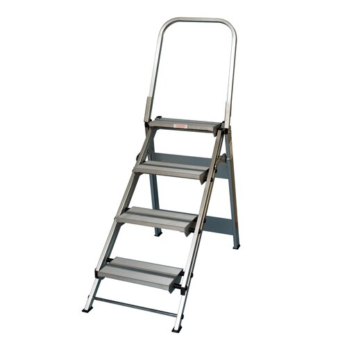 Xtend and Climb 4-Step Folding Safety Step Stool