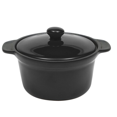 Microstoven Stoneware Round Mini Casserole