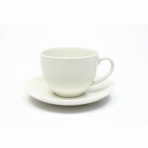 Maxwell & Williams White Basics 7 oz. Cup and Saucer