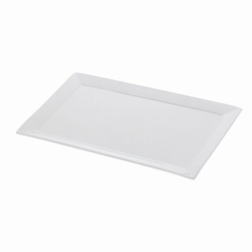"Maxwell & Williams White Basics 14.5"" Sandwich Platter"