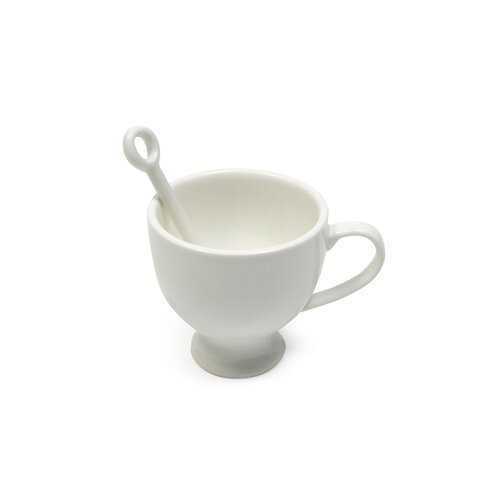 White Basics Shockpot (Set of 4)