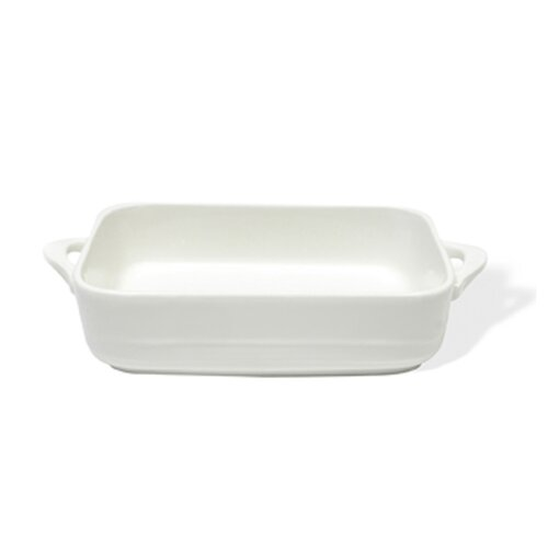 White Basics Oven Chef Rectangular Baker