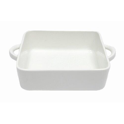 White Basics Cosmopolitan Square Baker