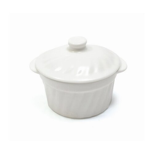 "Maxwell & Williams White Basics 3.5"" Small Ramekin with Lid"