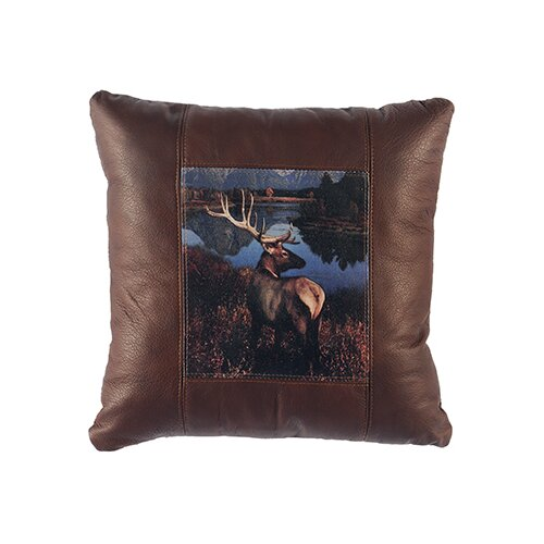Wooded River 16 x 16 Pillow