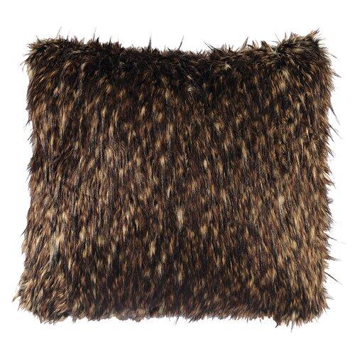 Lynx Fur Pillow