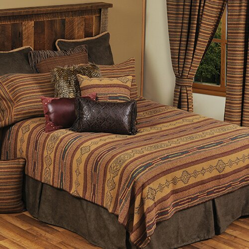 Trails End Bedspread