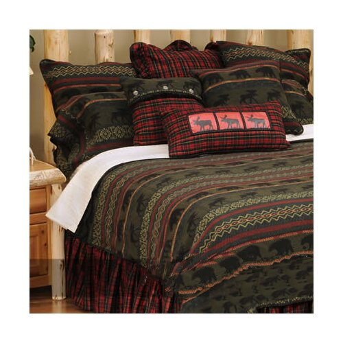 McWoods I 7 Piece Bedding Set