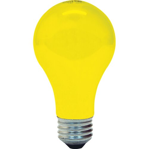 GE Colored 120-Volt Light Bulb (Pack of 2)