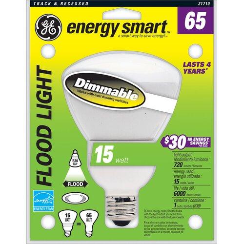 GE 15W (2700K) Light Bulb