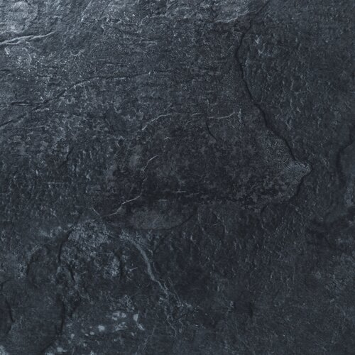 "Mats Inc. Floorworks Luxury 12"" x 18"" Vinyl Tile in Mountain Slate"