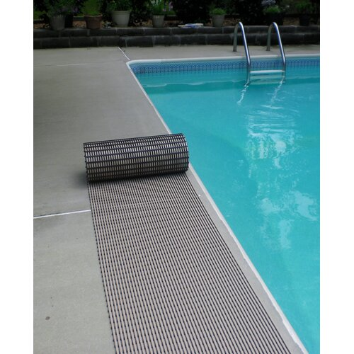 Mats Inc. World's Best Barefoot Mat 2' x 30' Safety and Comfort Mat in Buff