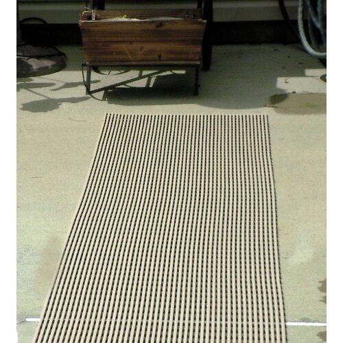 Mats Inc. World's Best Barefoot Mat 3' x 5' Safety and Comfort Mat in Buff