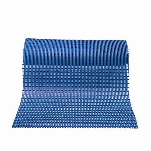 Mats Inc. World's Best Barefoot Mat 3' x 30' Safety and Comfort Mat in Light Blue