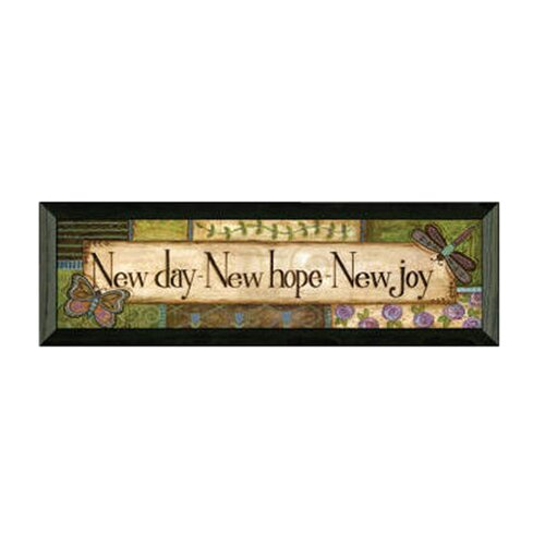 Timeless Frames New Day by Annie Lapoint Framed Graphic Art