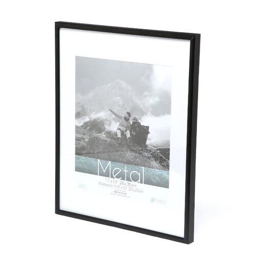 Metal Matted Photo Frame