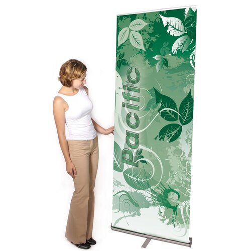 Exhibitor's Hand Book Multiple Size Pacific Banner Stand