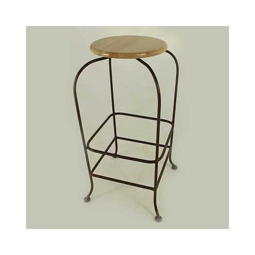 Grace Collection Swivel Bar Stool