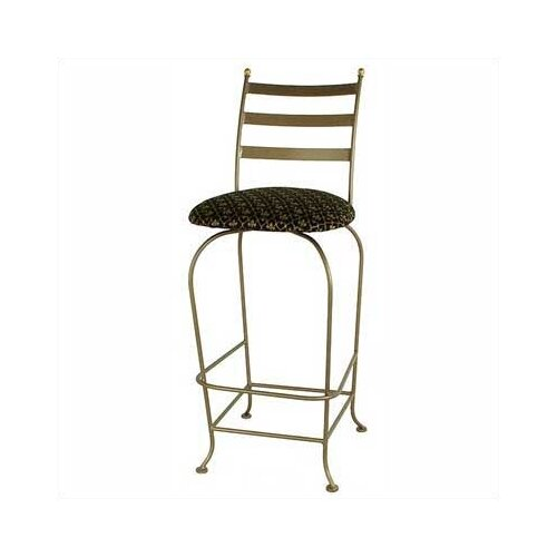 "Grace Collection Carolina 30"" Swivel Bar Stool"
