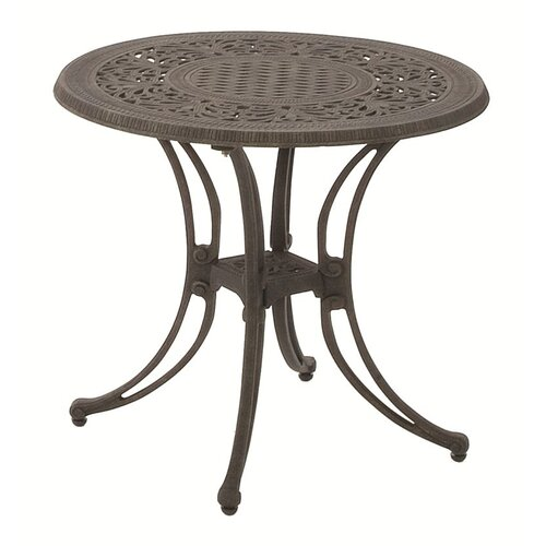 Suncoast Paradise Round Cast Table