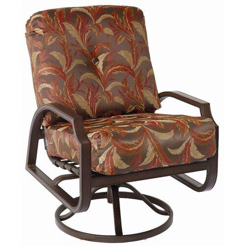 Suncoast Fusion Cushion Leisure Swivel Tilt Chair