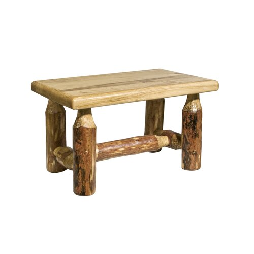 Montana Woodworks® Glacier Country Ottoman