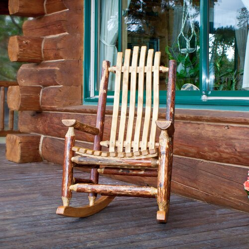 Montana Woodworks® Glacier Country Rocking Chair