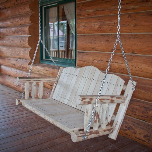 Montana Woodworks® Montana Porch Swing