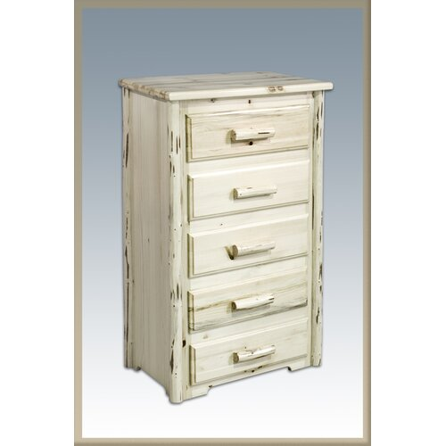 Montana Woodworks® 5 Drawer Chest