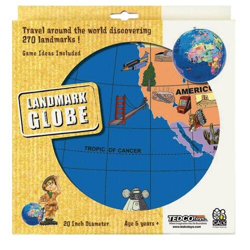 Inflatable Landmarks Globe