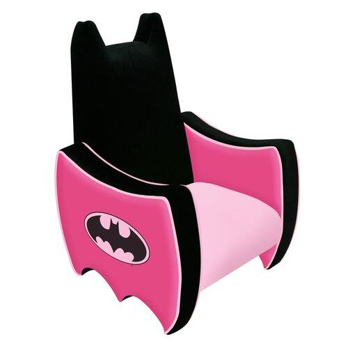 Warner Brothers Batgirl Icon Kid's Novelty Chair