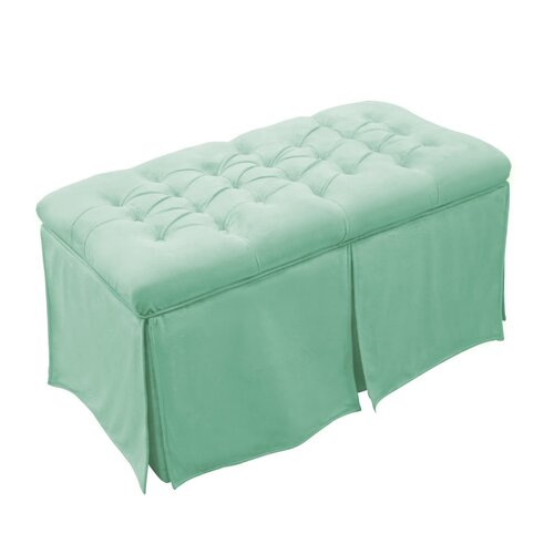 Magical Tufted Classic Toy Box