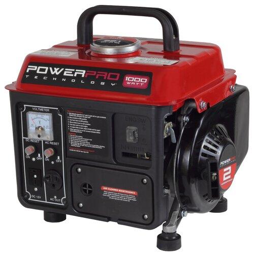 2-Stroke 1000 Watt Gasoline Generator