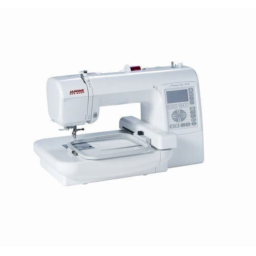 Janome Computerized Memory Craft Embroidery Machine