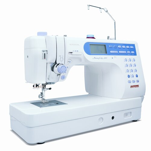 Janome Memory Craft 6500P Computerized Sewing Machine
