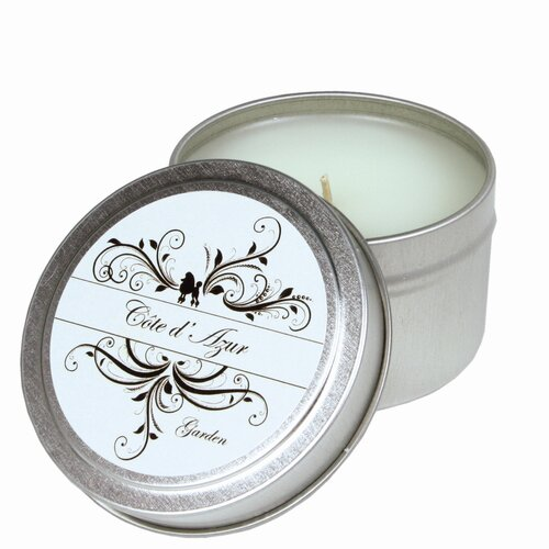Rojo 16 Cote d'Azure Pink Pepper, Jasmine and Gardenia Travel Candle