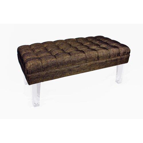 Cote D' Azure Montecarlo Upholstered Bench