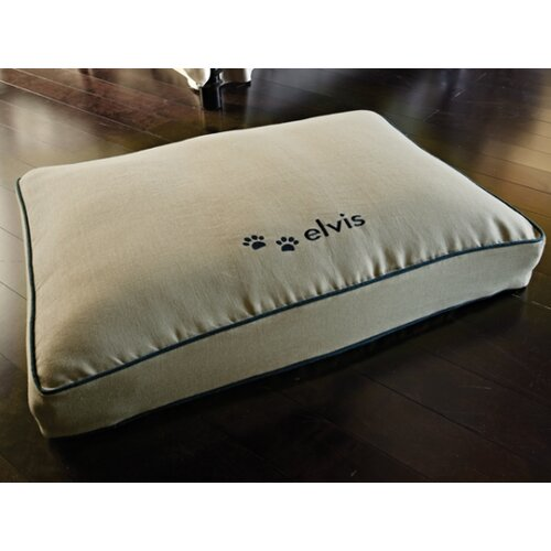 Peacock Alley Rio Linen Floor Pillow