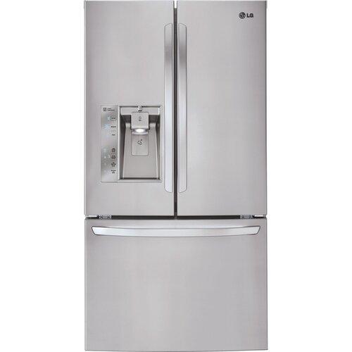 32 Cu Ft French Door Refrigerator Wayfair