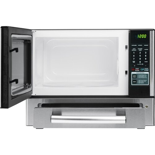 Lg 1 1 Cu Ft 1000w Countertop Microwave And Pizza Oven