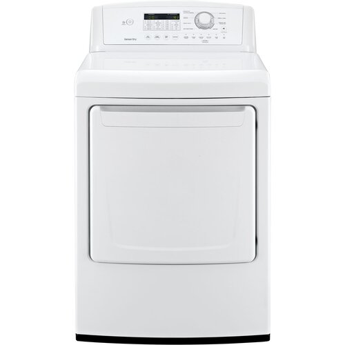 LG 7.3 Cu. Ft. Electric Dryer with Dial-A-Cycle