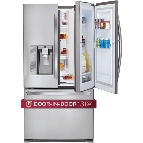 LG 31 Cu. Ft.French Door Refrigerator