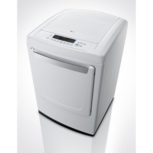 LG 7.3 Cu. Ft. Electric Dryer with SensorDry