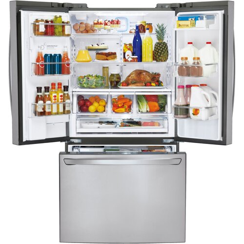 LG 25 Cu. Ft. French Door Refrigerator