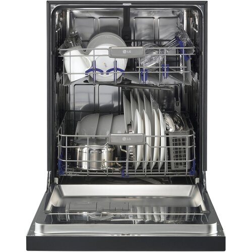"LG 23.75"" Built-In Dishwasher"