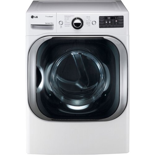 9.0 Cu. Ft. Electric Dryer with Steam Technology