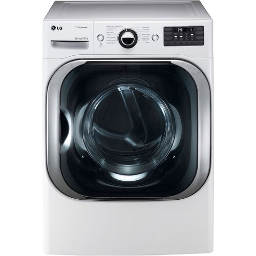9.0 Cu. Ft. Gas Dryer with Steam Technology
