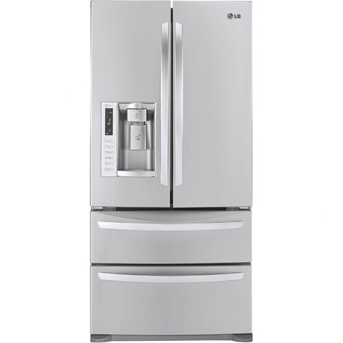 24.7 Cu. Ft. French Door Refrigerator