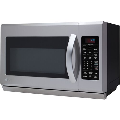 LG 2.0 Cu. Ft. 1100W  Over-the-Range Microwave